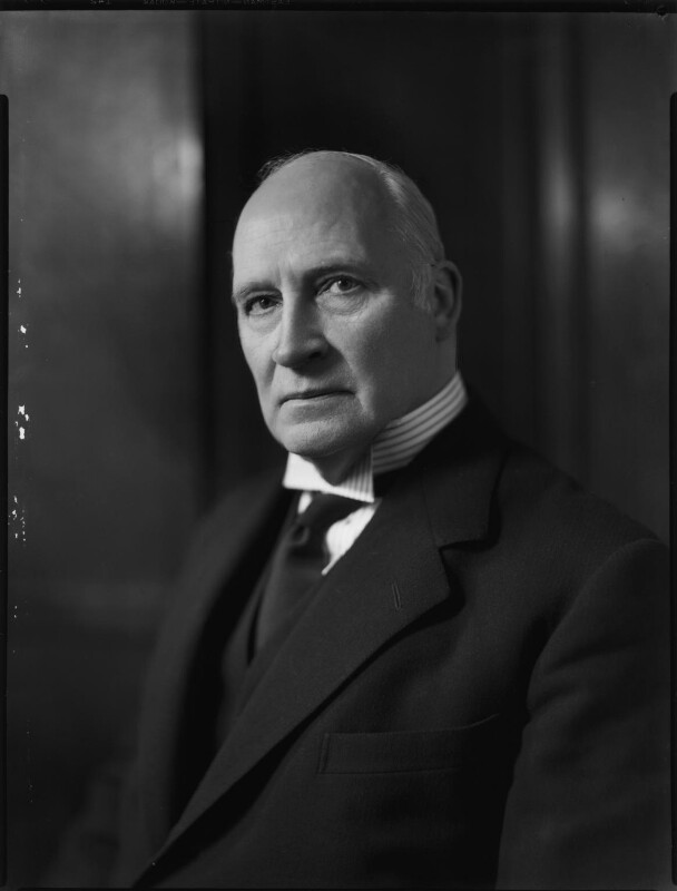 Hamar Greenwood, 1st Viscount Greenwood, by Bassano Ltd, 1 February 1937 - NPG x152561 - © National Portrait Gallery, London