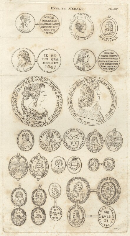 550a7b1611e17 NPG D29203  English Medals - Portrait - National Portrait Gallery