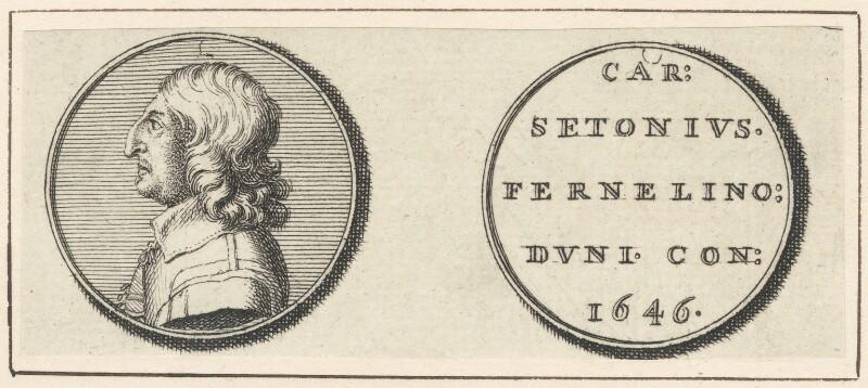 Charles Seton, 2nd Earl of Dunfermline