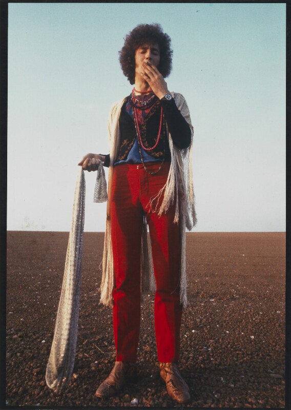 Eric Clapton, by Robert Whitaker, 1967 - NPG P738a - Photograph Robert Whitaker