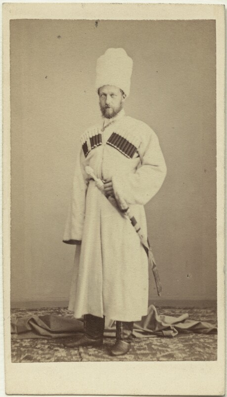 Sir Frederick Alexis Eaton, by Unknown photographer, circa late 1860s - NPG x4960 - © National Portrait Gallery, London