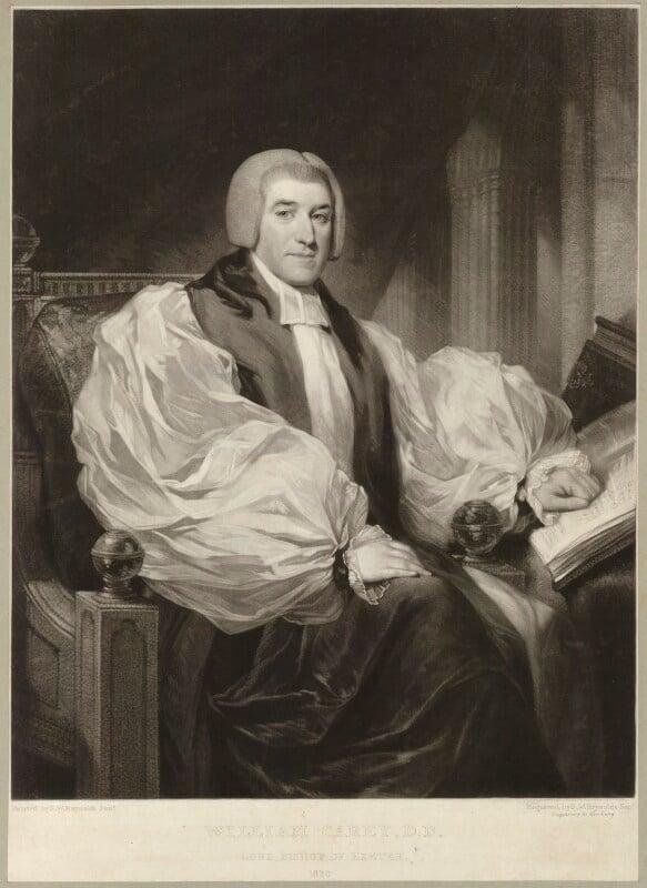 William Carey, by Samuel William Reynolds, after  Samuel William Reynolds Jr, 1820 - NPG D32620 - © National Portrait Gallery, London