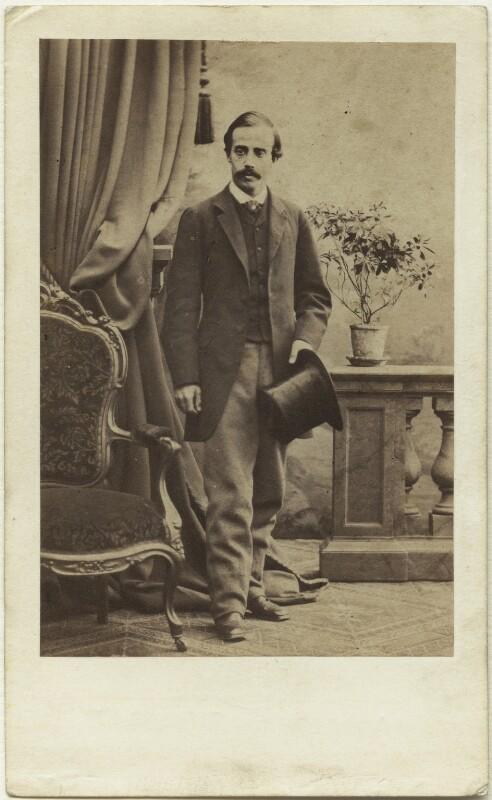 Paul Belloni du Chaillu, by Antoine Claudet, 1860s - NPG x74529 - © National Portrait Gallery, London