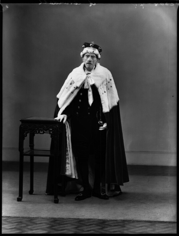 Gerald Arthur Arundell, 15th Baron Arundell of Wardour, by Bassano Ltd, 13 May 1937 - NPG x152892 - © National Portrait Gallery, London