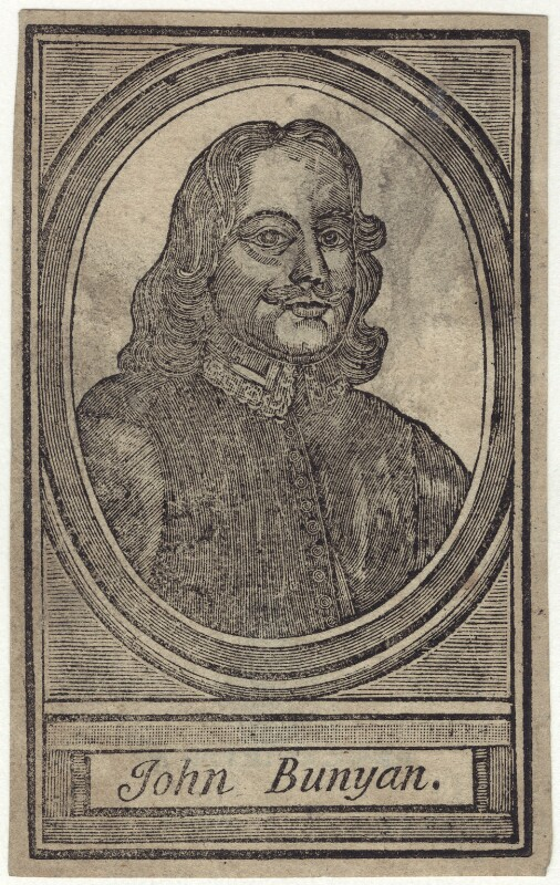 John Bunyan, after Unknown artist, late 17th century - NPG D29794 - © National Portrait Gallery, London