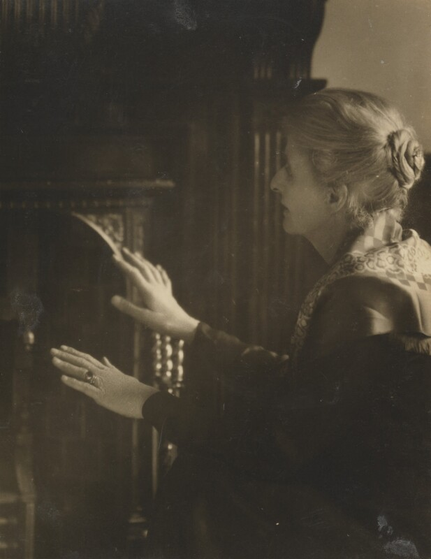 Beatrice Webb, by Unknown photographer, 1930s - NPG P1292(82) - © National Portrait Gallery, London