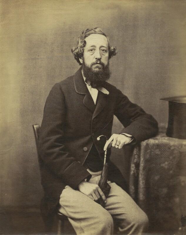 Sir Henry Wylie Norman, by Arthur William Garnett, 1860-1861 - NPG x23455 - © National Portrait Gallery, London