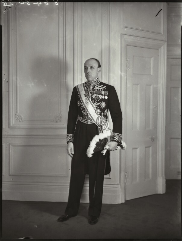 Viorel Virgil Tilea, by Bassano Ltd, 9 February 1939 - NPG x154017 - © National Portrait Gallery, London