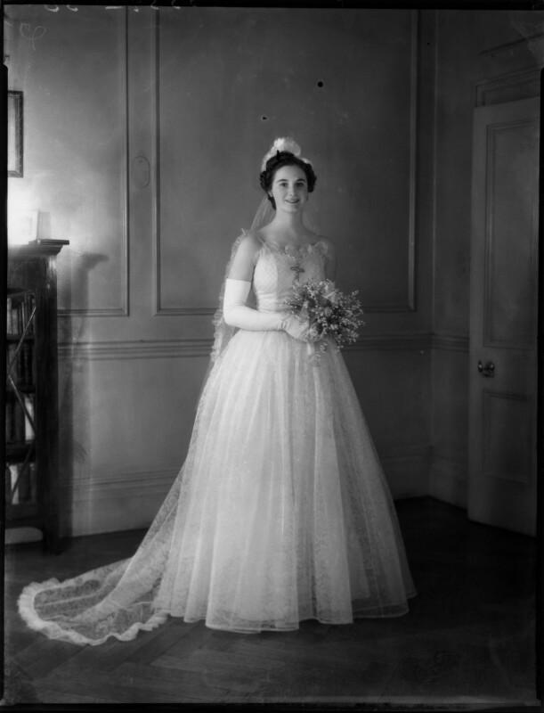 Lady Anne Sophia Berry (née Walpole), by Bassano Ltd, 15 March 1939 - NPG x154053 - © National Portrait Gallery, London