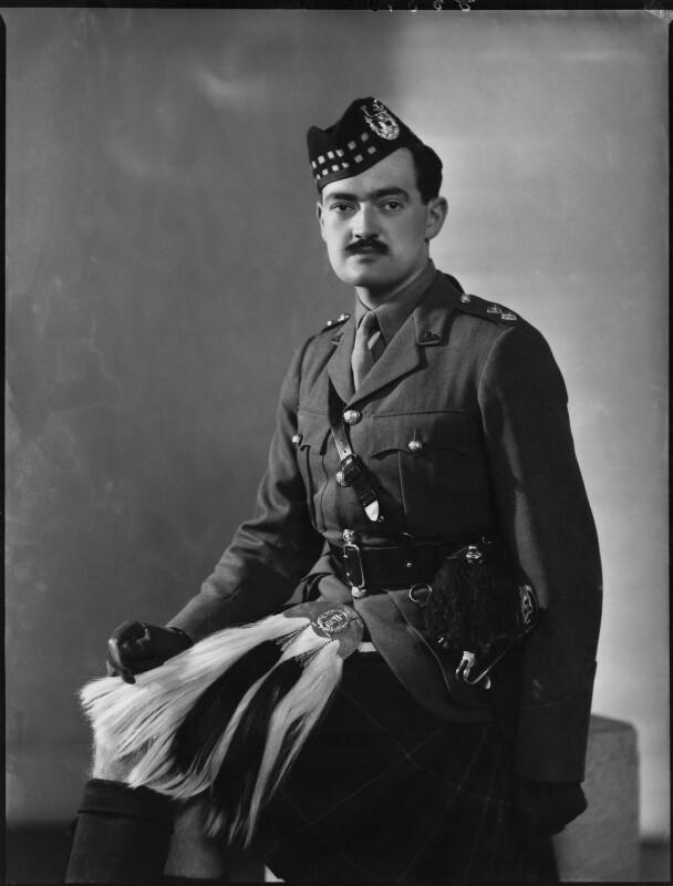 John Philip Pagan Taylor, by Bassano Ltd, 1 February 1939 - NPG x154283 - © National Portrait Gallery, London