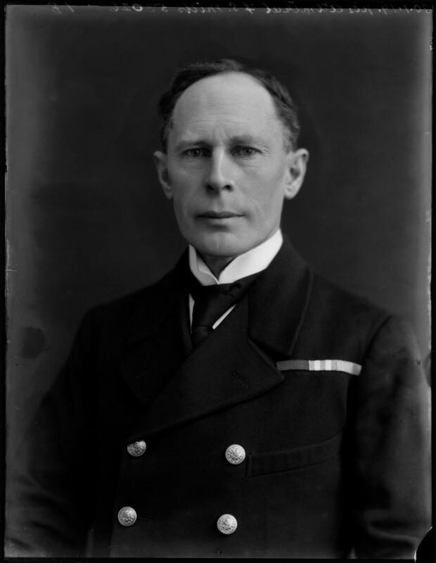 Francis Spurstow Miller, by Bassano Ltd, 20 January 1919 - NPG x154295 - © National Portrait Gallery, London
