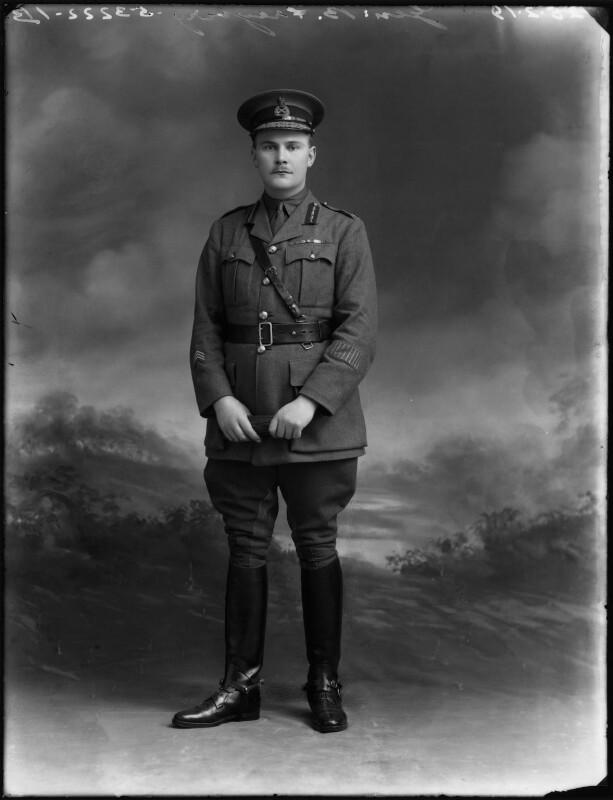 Bernard Cyril Freyberg, 1st Baron Freyberg, by Bassano Ltd, 25 February 1919 - NPG x154334 - © National Portrait Gallery, London