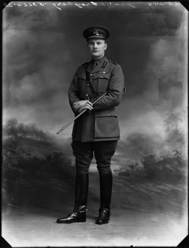 Bernard Cyril Freyberg, 1st Baron Freyberg, by Bassano Ltd, 25 February 1919 - NPG x154336 - © National Portrait Gallery, London