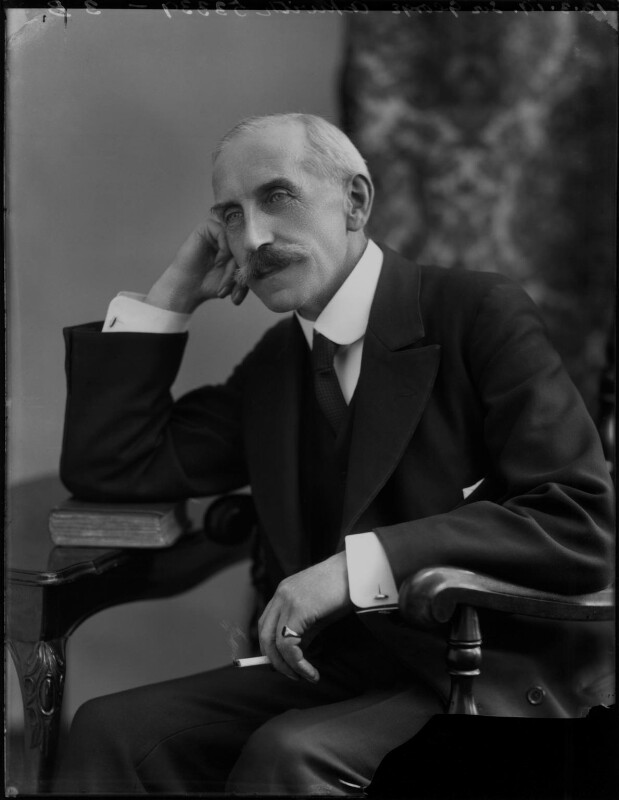 George Ranken Askwith, Baron Askwith, by Bassano Ltd, 13 March 1919 - NPG x154352 - © National Portrait Gallery, London