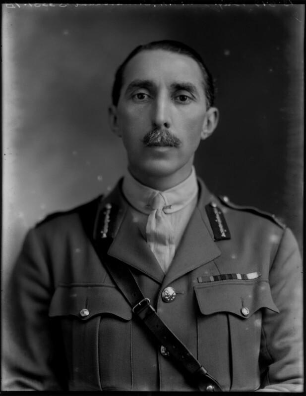 Thomas Harry Saunders Marchant, by Bassano Ltd, 15 March 1919 - NPG x154353 - © National Portrait Gallery, London