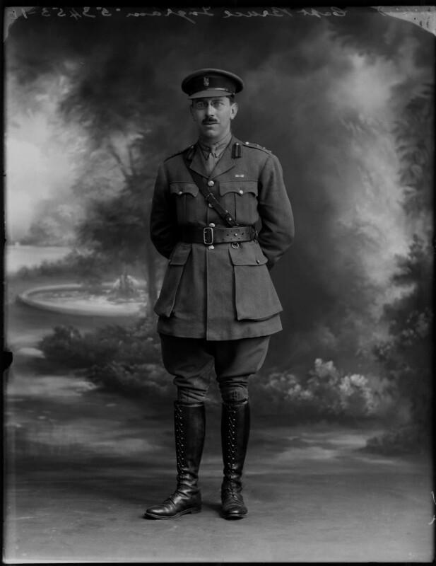 Sir Bruce Stirling Ingram, by Bassano Ltd, 4 April 1919 - NPG x154392 - © National Portrait Gallery, London