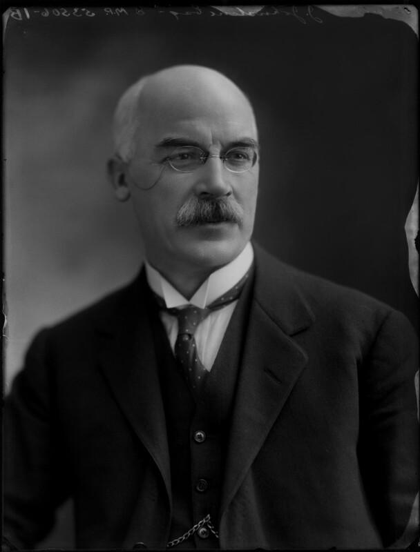 Joseph Johnstone, by Bassano Ltd, 12 April 1919 - NPG x154409 - © National Portrait Gallery, London