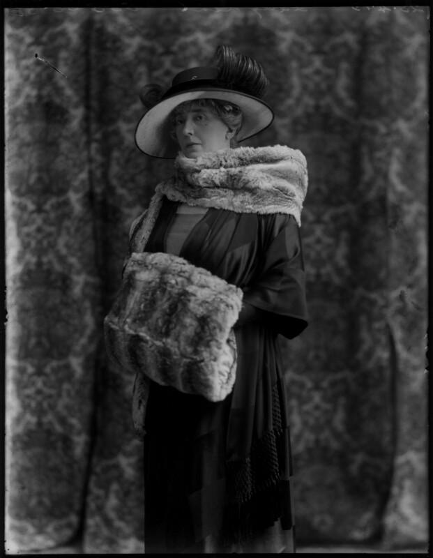 Beatrice Alexandra (née O'Flanagan), Lady Kent, by Bassano Ltd, 25 April 1919 - NPG x154410 - © National Portrait Gallery, London