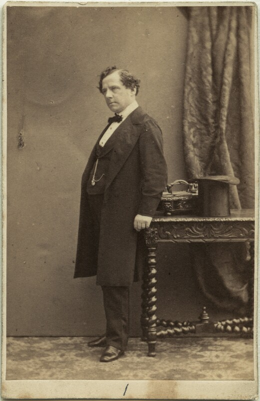 (Thomas) Frederick Robson (né Brownbill), by Camille Silvy, circa 1859 - NPG x22077 - © National Portrait Gallery, London