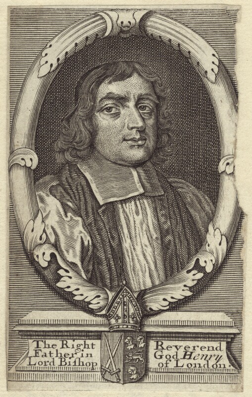 Henry Compton, after Unknown artist, published 1686 - NPG D30885 - © National Portrait Gallery, London