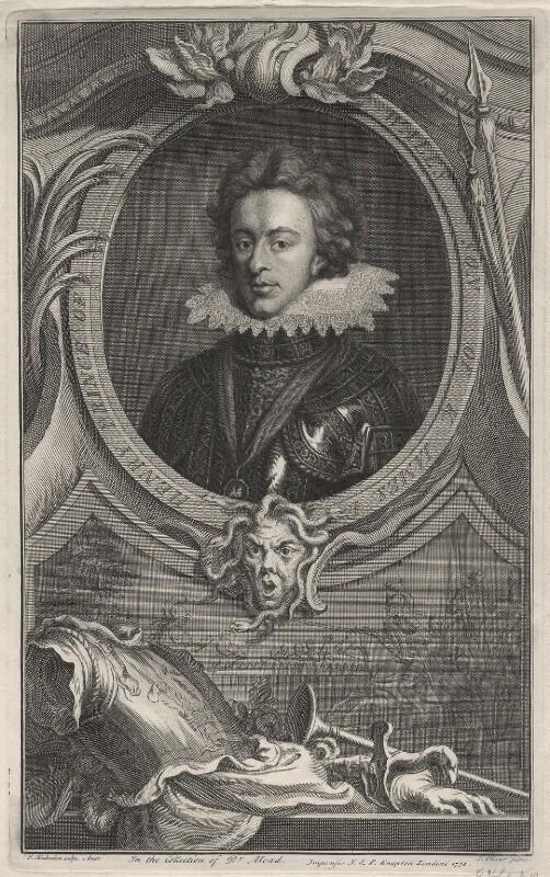 NPG D33024; Henry, Prince of Wales - Portrait - National ...