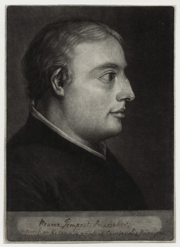 Pierce Tempest, possibly by Francis Place, possibly after  Egbert van Heemskerk the Younger, late 17th to early 18th century - NPG D30985 - © National Portrait Gallery, London