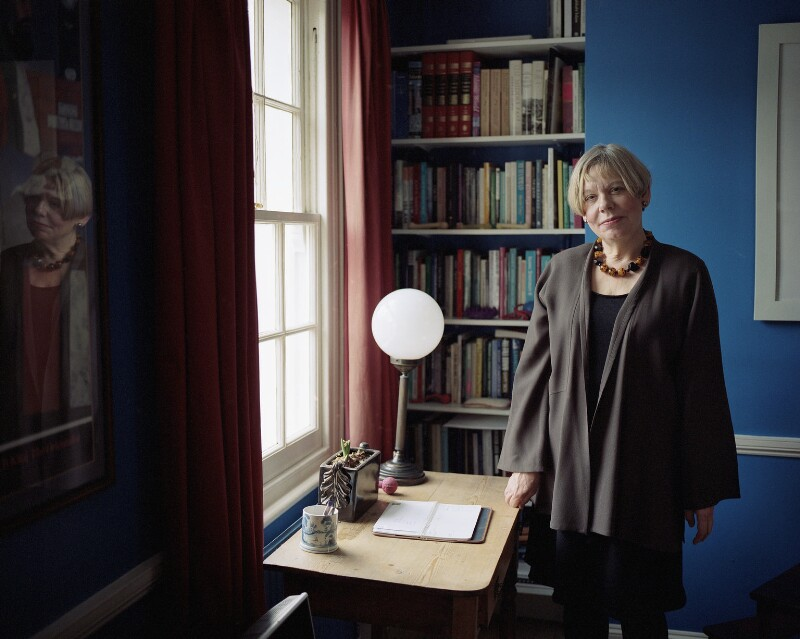 Karen Andersen Armstrong, by Eva Vermandel, 11 January 2008 - NPG x131720 - © Eva Vermandel