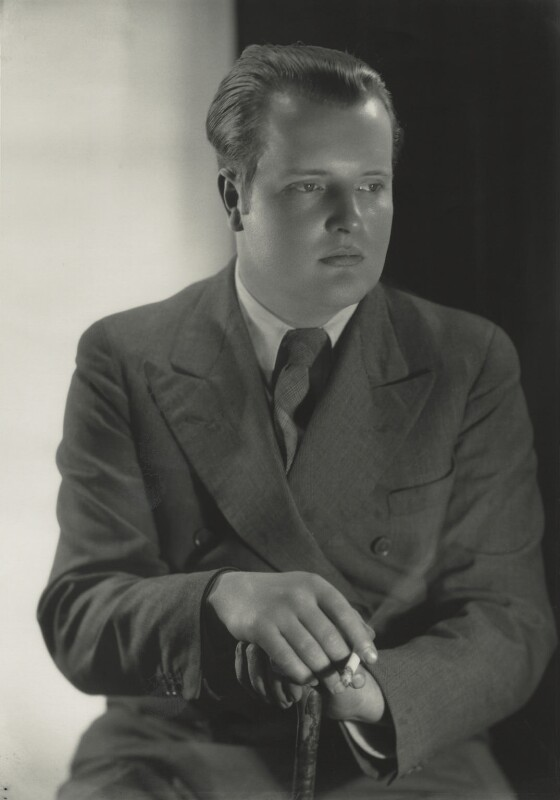 Constant Lambert, by Madame Yevonde, 1933 - NPG x131742 - © Yevonde Portrait Archive / Mary Evans Picture Library
