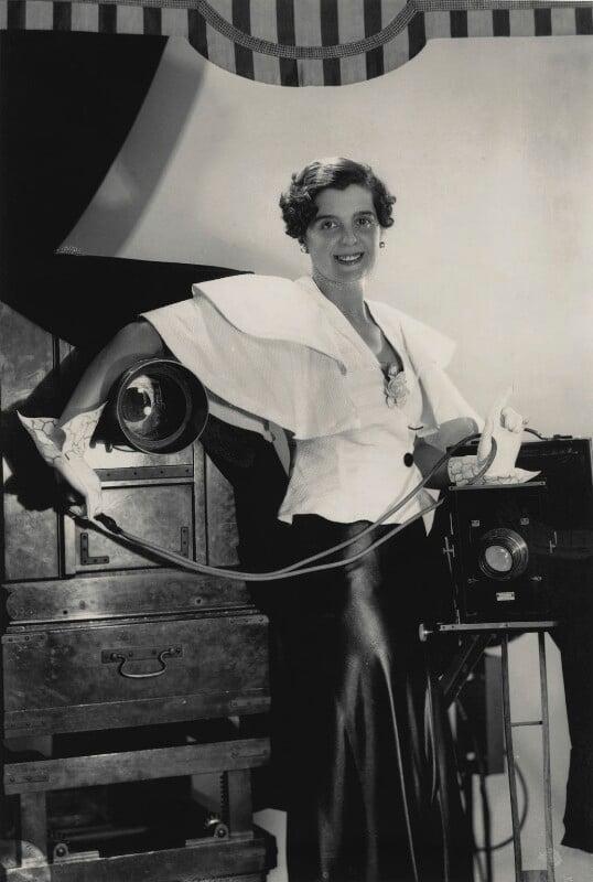 Madame Yevonde, by Madame Yevonde, 1930s - NPG x131756 - © Yevonde Portrait Archive