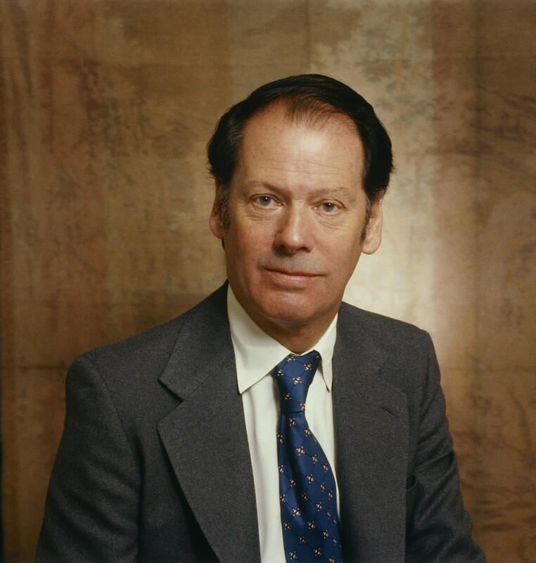 Sir Anthony George Berry, by Bassano & Vandyk Studios, 9 August 1978 - NPG x174224 - © National Portrait Gallery, London