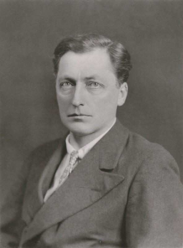 Paul Ayshford Methuen, 4th Baron Methuen, by Walter Stoneman, February 1938 - NPG x36457 - © National Portrait Gallery, London
