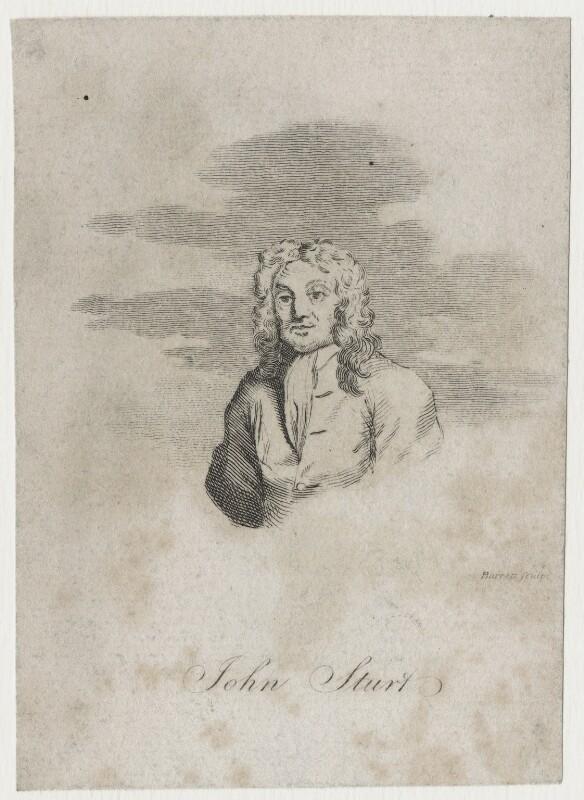 John Sturt, by G. Barrett, published 1794 - NPG D27351 - © National Portrait Gallery, London