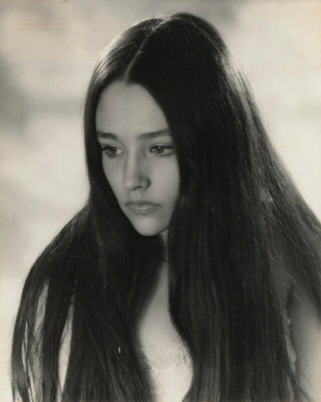 NPG x26353; Olivia Hussey - Portrait - National Portrait ... Olivia Hussey