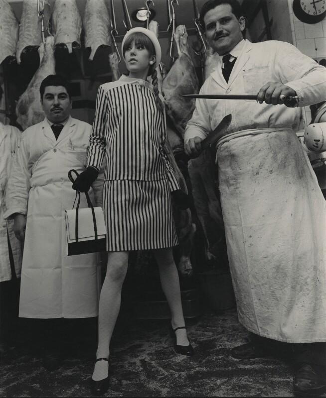 Helen Mary ('Jenny') Fleetwood (née Boyd), by Lewis Morley, 1965 - NPG x131818 - © Lewis Morley Archive