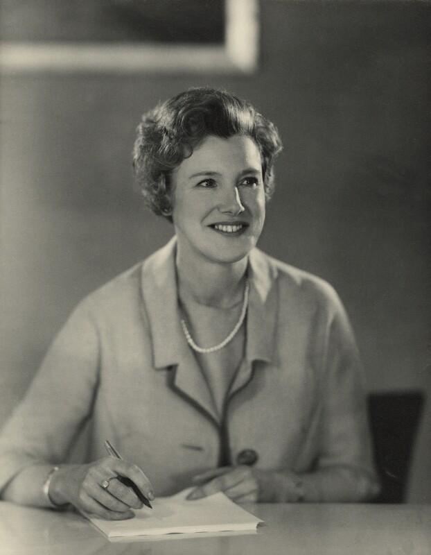 Betty Marie Pamela Nichols, by Madame Yevonde, circa 1968 - NPG x26366 - © Yevonde Portrait Archive