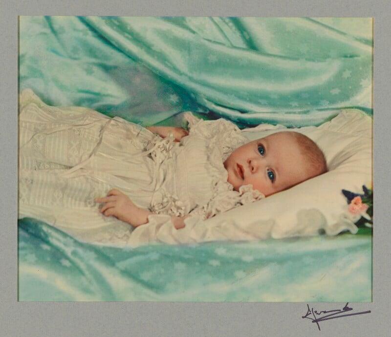 Princess Alexandra, Lady Ogilvy, by Madame Yevonde, March 1937 - NPG x11655 - © Yevonde Portrait Archive