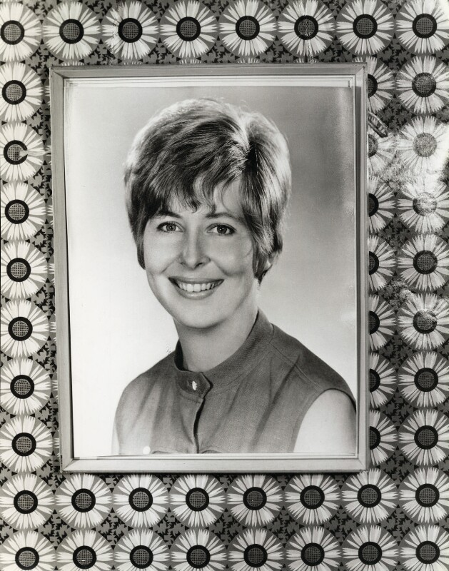 Christine Truman, by Madame Yevonde, 1967 - NPG x29813 - © Yevonde Portrait Archive
