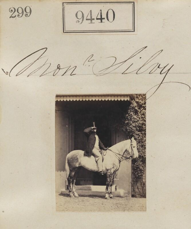 Camille Silvy, by Camille Silvy, circa 1862 - NPG Ax59247 - © National Portrait Gallery, London