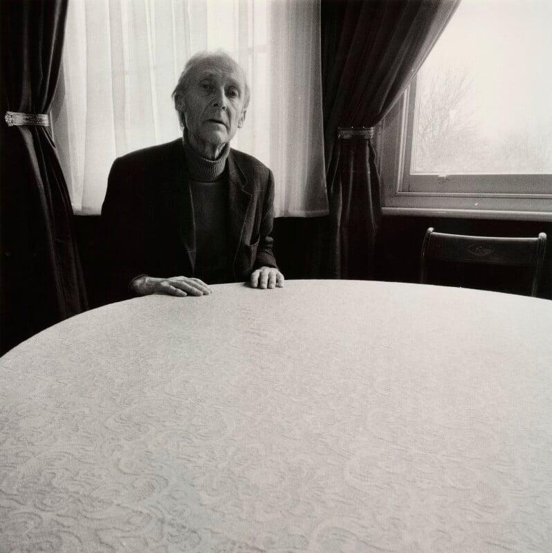 Bill Brandt, by Nigel Coke, 1973 - NPG x88338 - © Nigel Coke