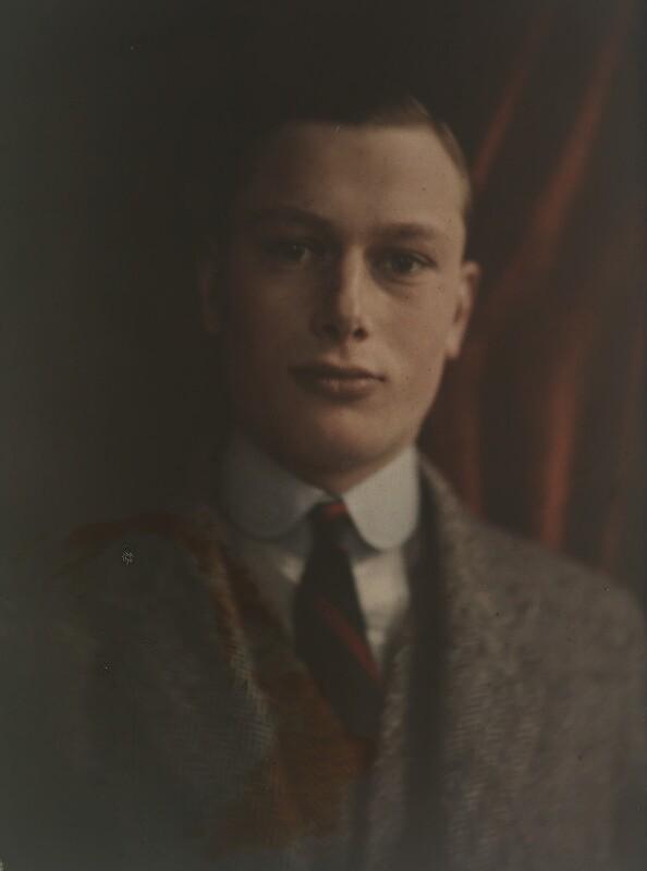 Prince Henry, Duke of Gloucester, by (Mary) Olive Edis (Mrs Galsworthy), 1920 - NPG x7183 - © National Portrait Gallery, London