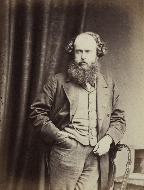 (Myles) Birket Foster, by Cundall, Downes & Co, or by  John Watkins, published 1864 - NPG Ax131871 - © National Portrait Gallery, London