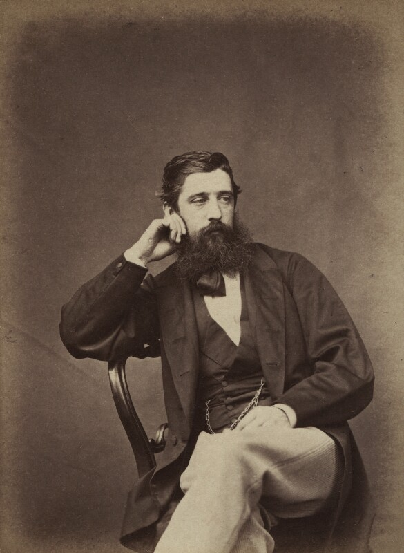 Alfred Pizzey Newton, by Cundall, Downes & Co, published 1864 - NPG Ax131902 - © National Portrait Gallery, London