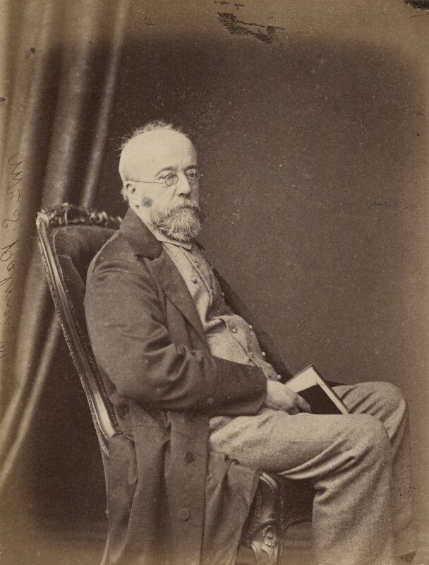 Samuel Palmer, by Cundall, Downes & Co, published 1864 - NPG Ax131904 - © National Portrait Gallery, London