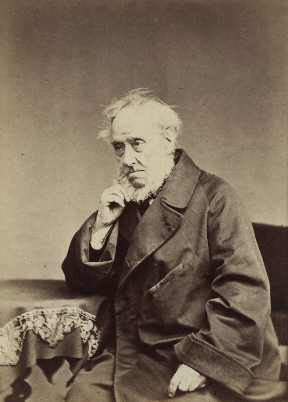 John Massey Wright, by Cundall, Downes & Co, published 1864 - NPG Ax131917 - © National Portrait Gallery, London