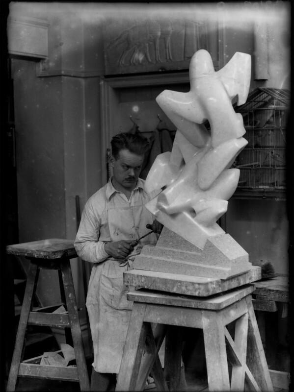 Maurice Lambert, by Yvonne Gregory, 1929 - NPG x132017 - © estate of Yvonne Gregory / Camera Press