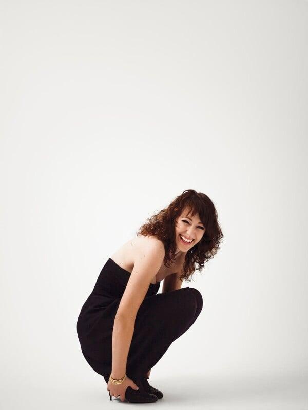 Annie Morris, by Bryan Adams, 20 February 2008 - NPG x131982 - © Bryan Adams