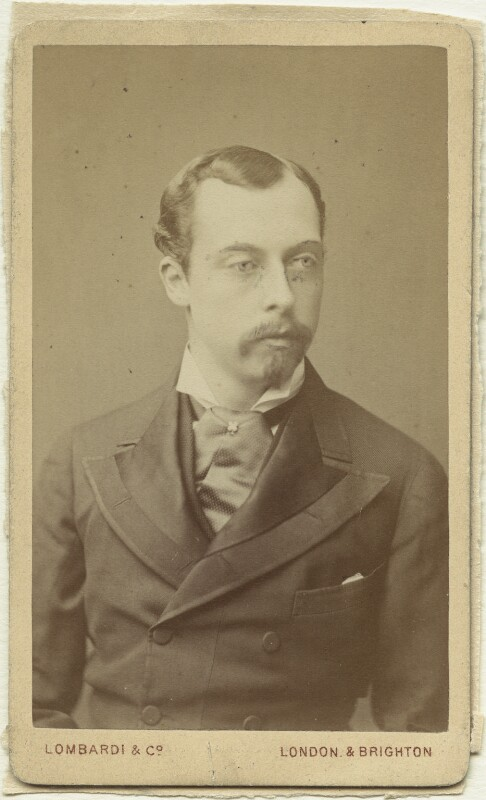 Prince Leopold, Duke of Albany, by Lombardi & Co, circa late 1870s - NPG x15727 - © National Portrait Gallery, London