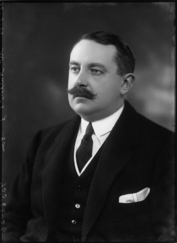Harcourt Johnstone, by Bassano Ltd, 25 May 1932 - NPG x153728 - © National Portrait Gallery, London
