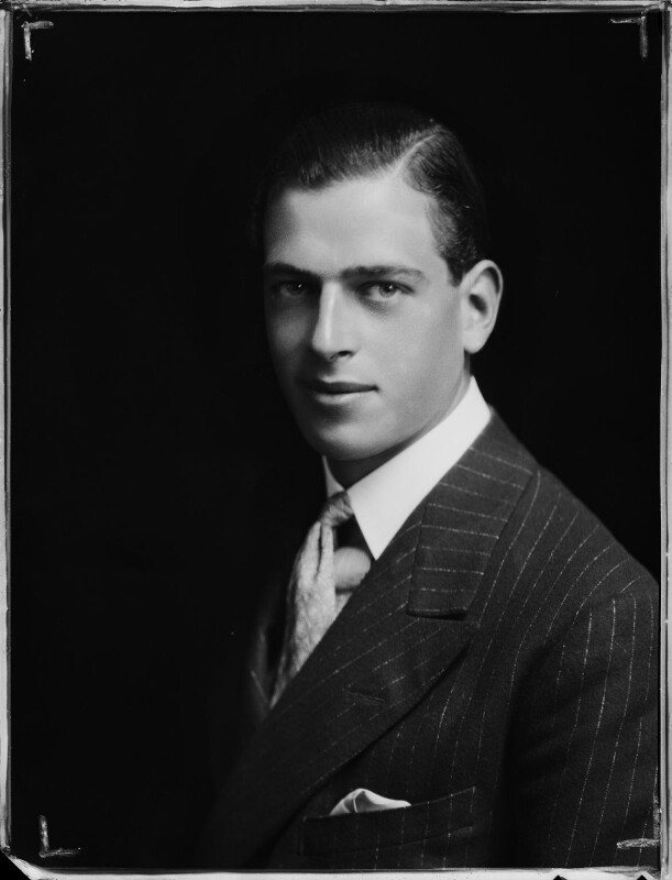 Prince George, Duke of Kent, by Hay Wrightson, 1920s - NPG x132180 - © National Portrait Gallery, London
