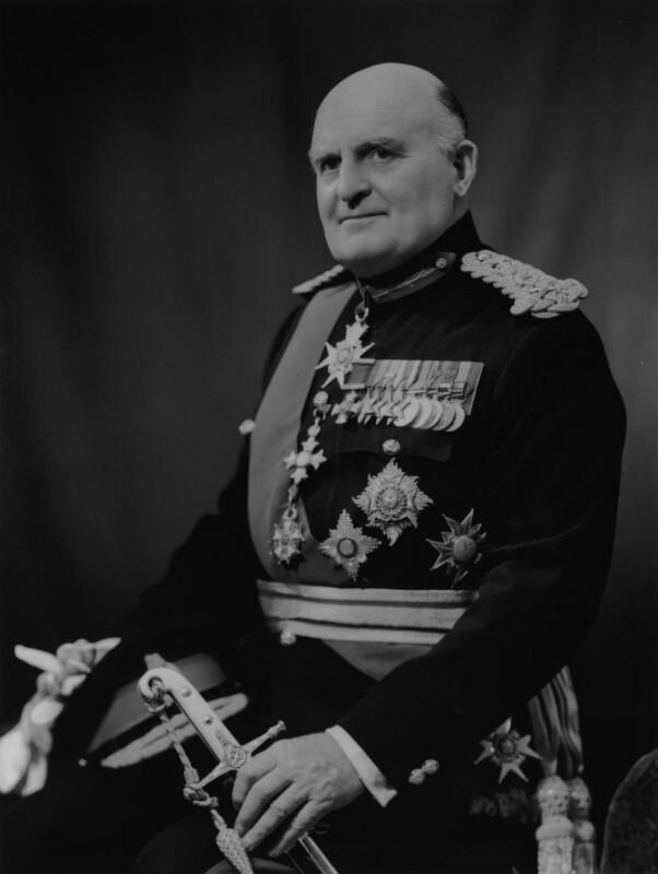 Sir Horatius Murray, by Bassano Ltd, 18 March 1963 - NPG x175418 - © National Portrait Gallery, London